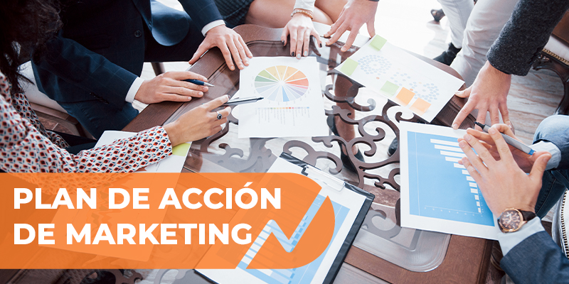 Plan de acción de marketing