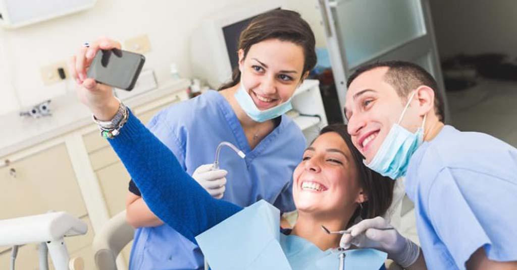 aumentar primeras visitas clinica dental