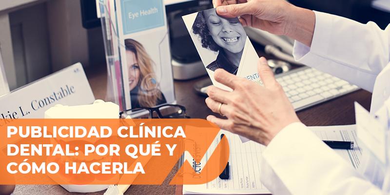 publicidad clinica dental