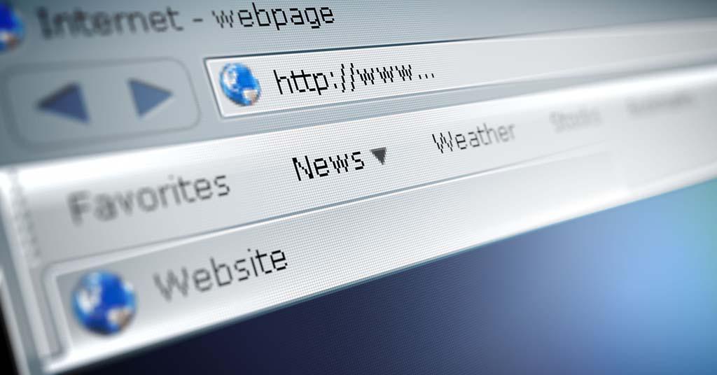 tipos de paginas web que existen