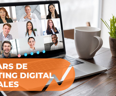 Webinars de marketing digital